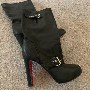 Shoes - Louboutin boots